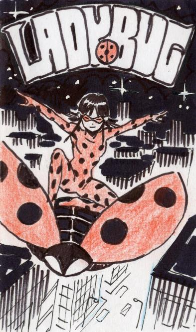 First_drawing_of_Ladybug_by_Thomas_Astruc