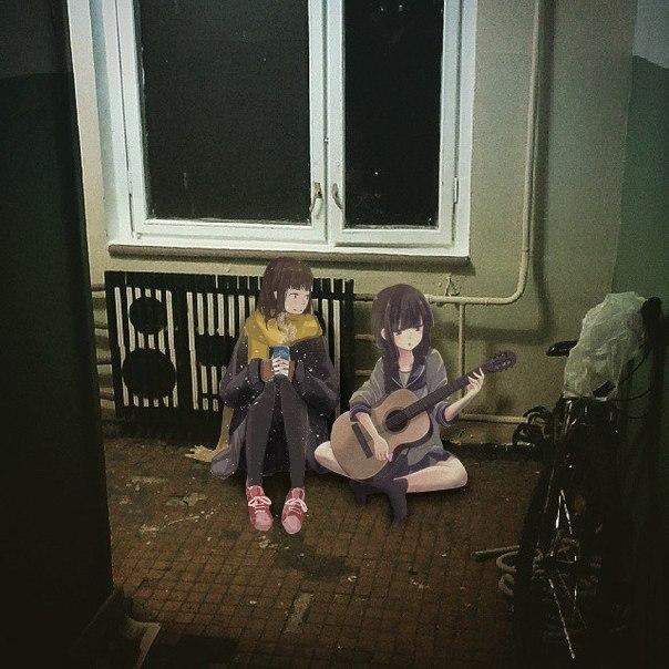 Real Life Anime Characters