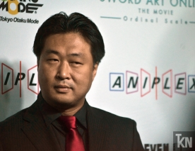 SHINICHIRO KASHIWADA [Producer of Aniplex]