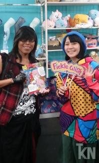 Me and Chiaki