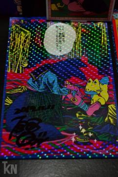 """""""In wonderland"""" sticker by Chiaki"""