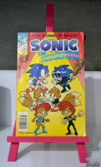 an authentic Archie Sonic the Hedgehog comic #24