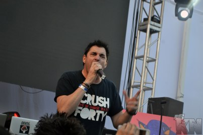 Johnny Gioeli (Crush 40 Vocals)