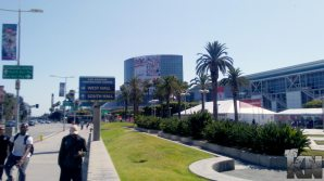 Day -1 of Anime Expo 2018
