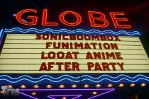 FunimationXSonicBoomBoxXLootCrate AX After Party!