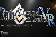 FATE: Grand Order VR booth