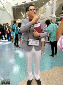Best cosplay of AX 2018?