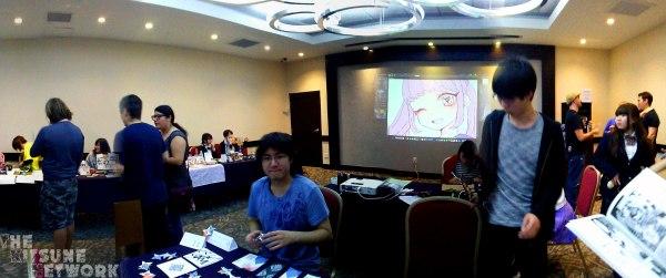 Inside Miyako Hotel - Ballroom