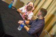 BTS - Ezra Weisz Interview   Photos by: Vincent Reyes