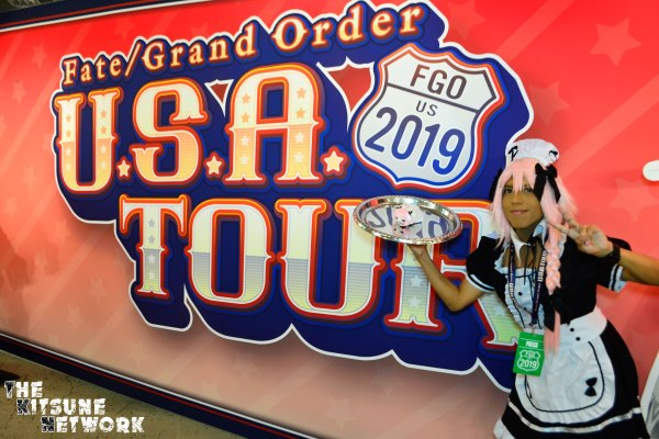 Fate/Grand Order U S A  Tour 2019 | The Kitsune Network