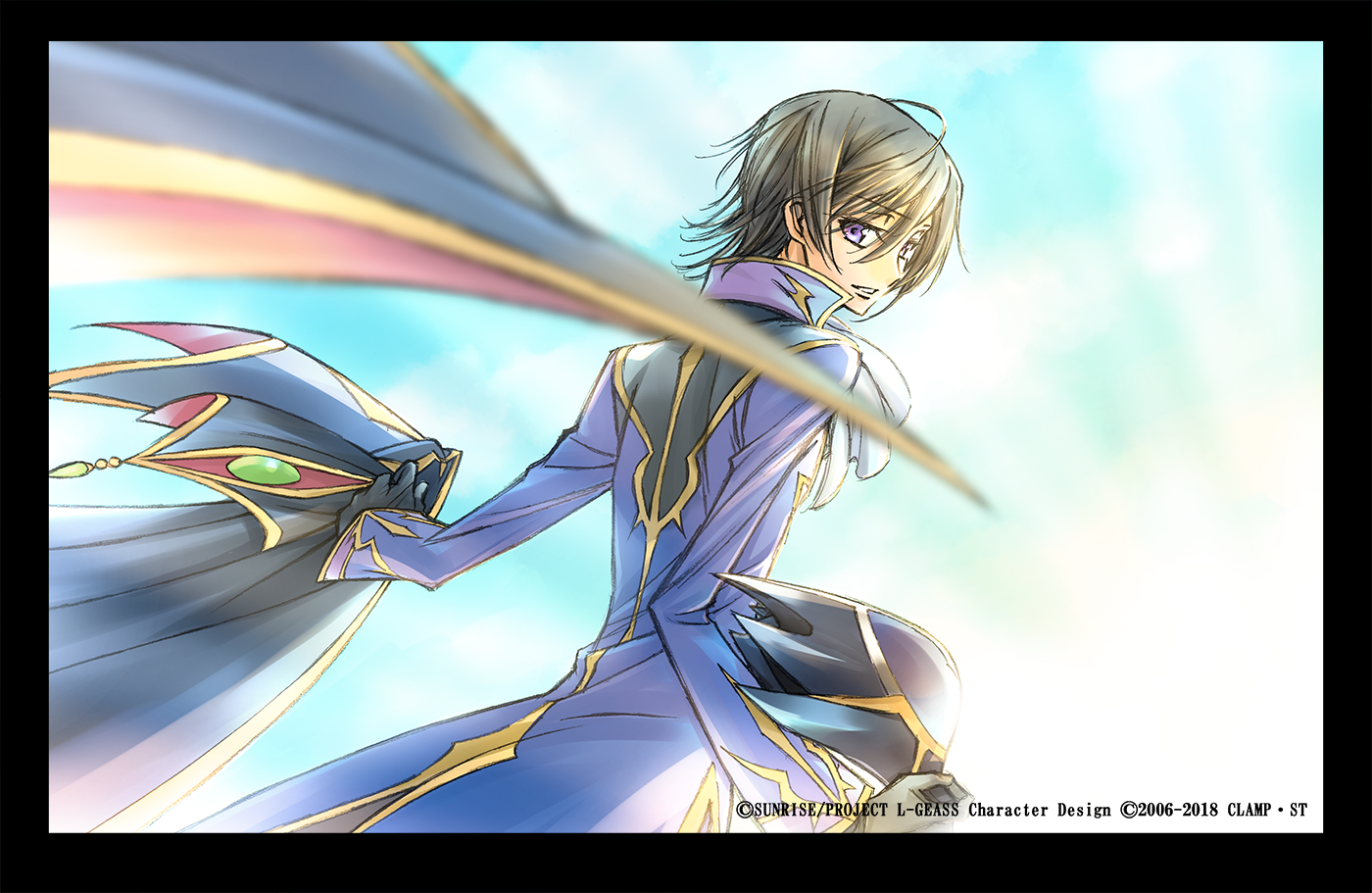 Lelouch-Post-Card-