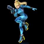 SSB: Zero Suit Samus