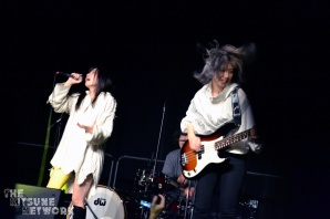 BRATS performing at Anime Los Angeles 2020, their first performance in the U.S.
